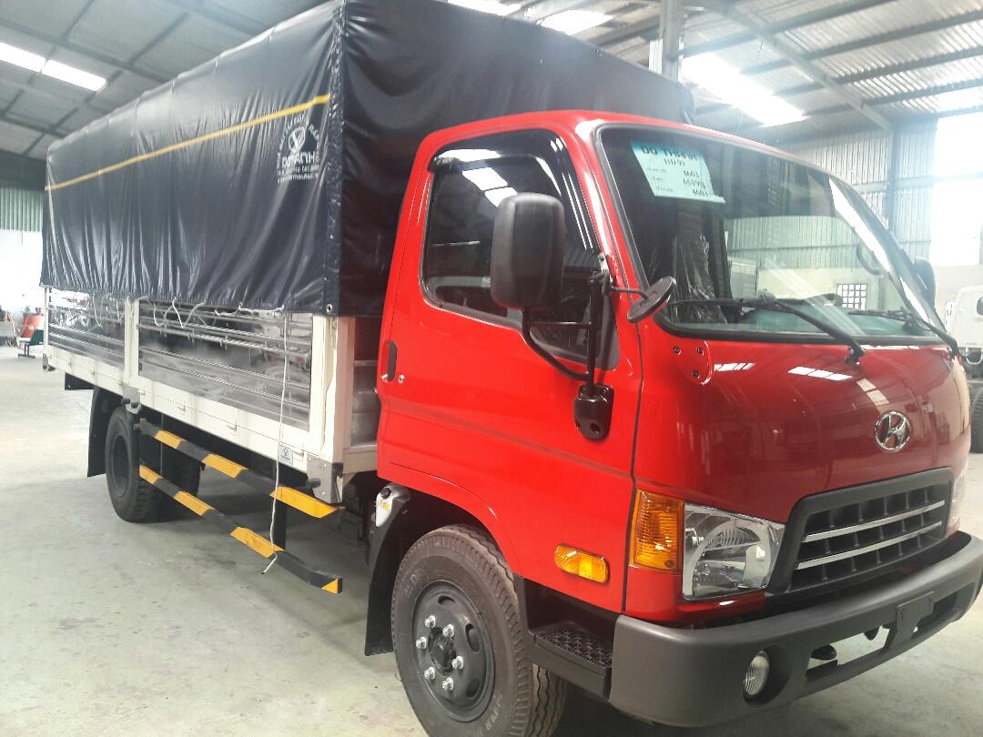 xe tải HD99 giá bao nhiêu