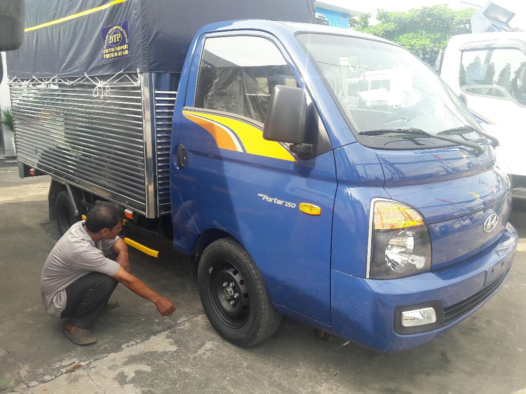 350 triệu có nên mua xe tải H150 để kinh doanh?