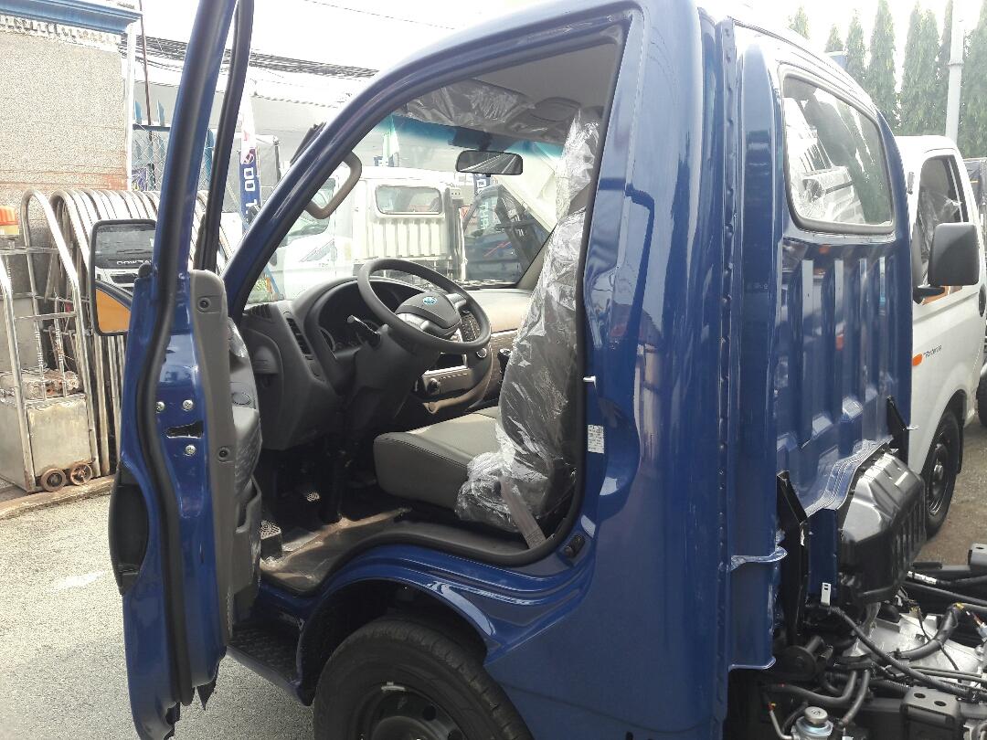 Nội thất xe tải 1.5 Tấn Hyundai H150