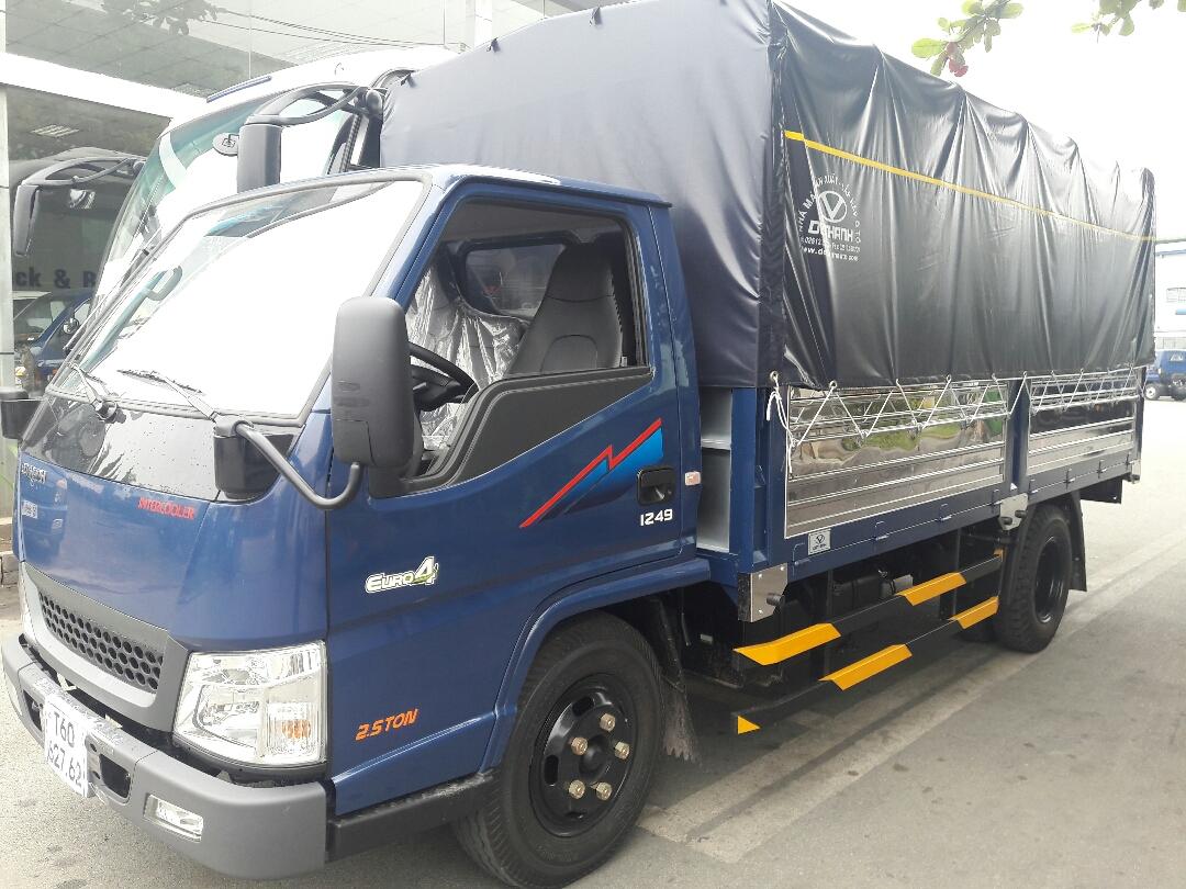 Ưu điểm thùng xe tải Hyundai iz49 euro 4, xe tải iz49 plus