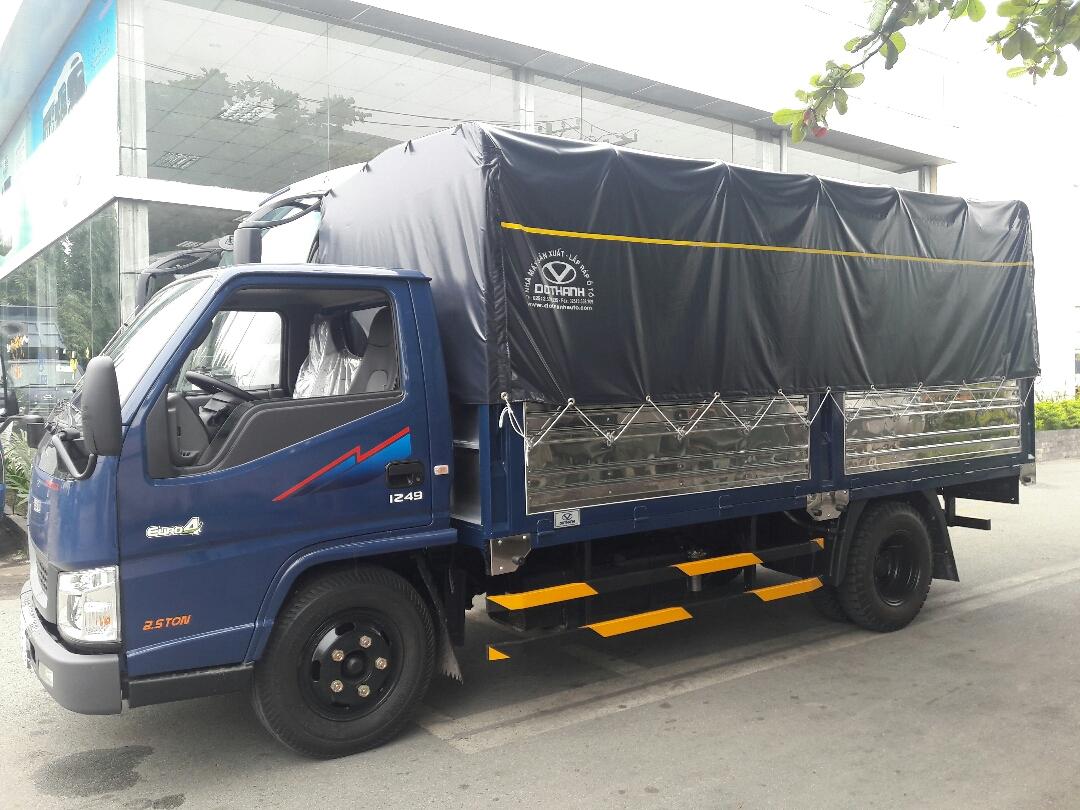 Nhược điểm xe tải Hyundai iz49 euro 4, xe tải iz49 plus
