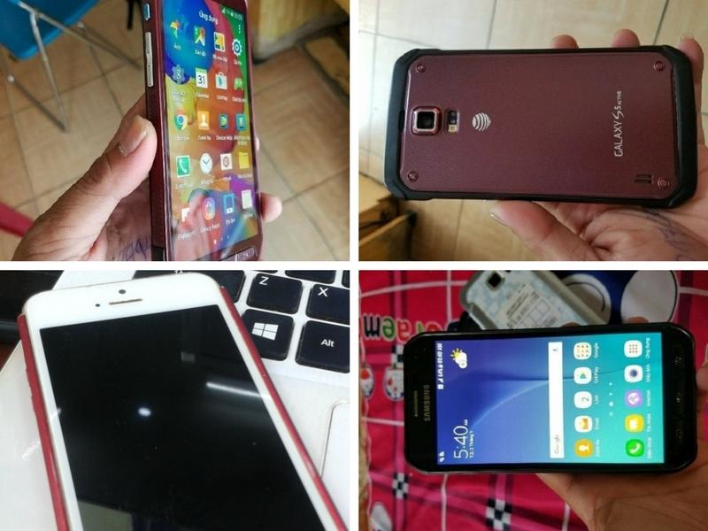 7 cách kiểm tra không thể bỏ qua khi mua điện thoại xách tay