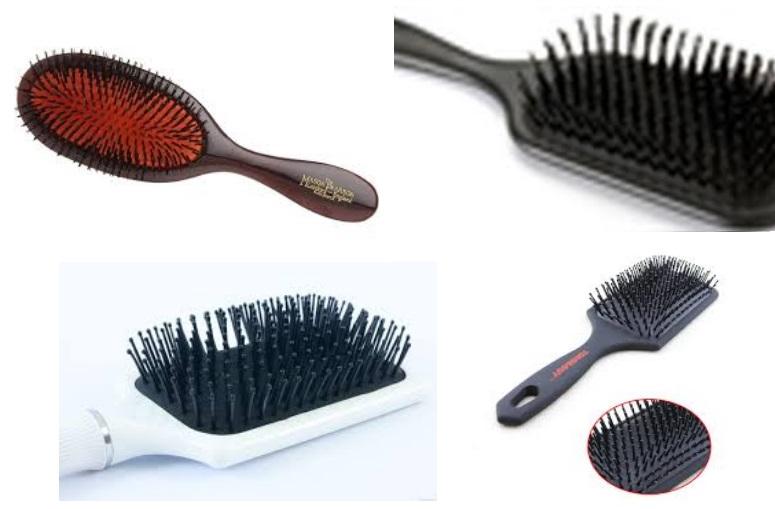Mỗi loại lược chải tóc có tác dụng riêng biệt, khám phá ngay công dụng của từng loại lược