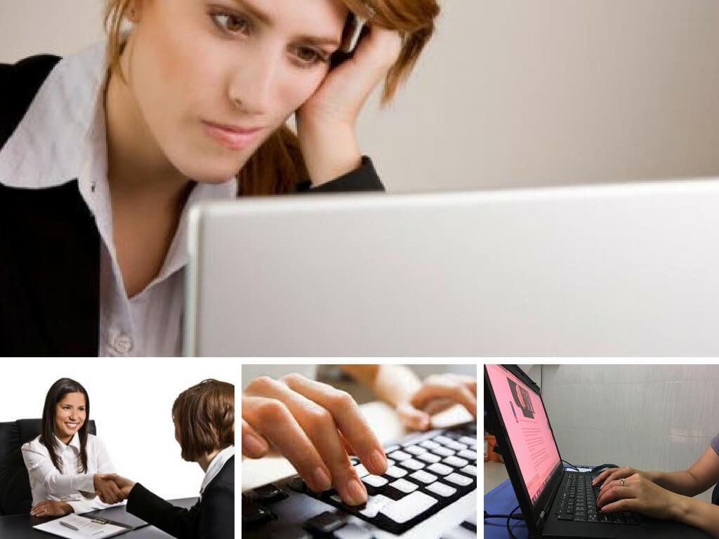 8 nguyên tắc cho tìm việc online