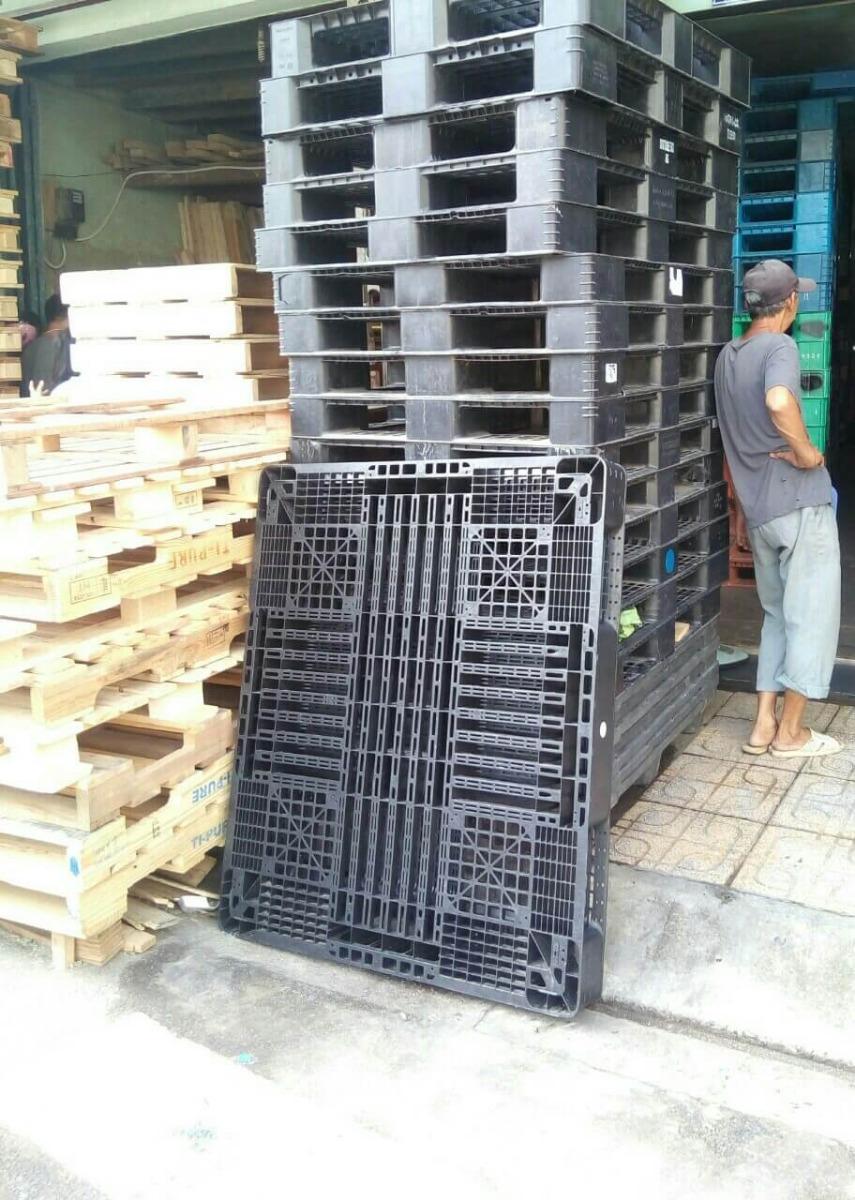Những yếu tố quyết định giá Pallet nhựa cũ tại Đồng Nai