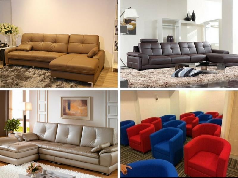 Cách bảo quản bàn ghế sofa da như mới tại nhà