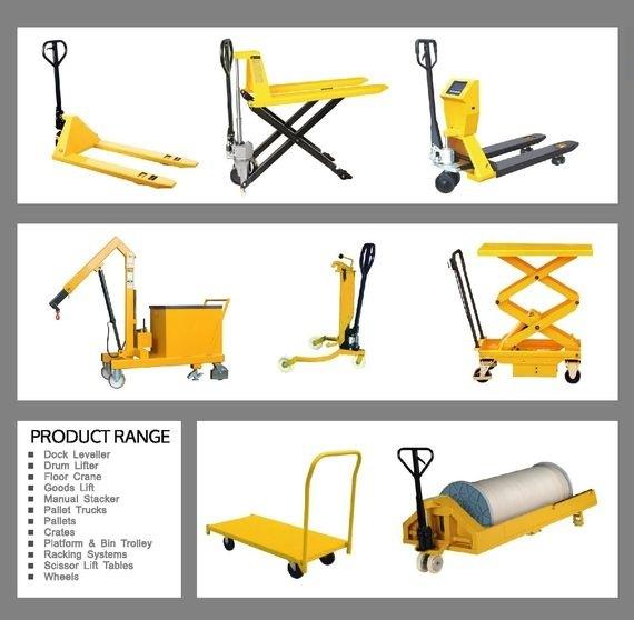 Giới thiệu công ty xe nâng pallet nhựa Hà Nội