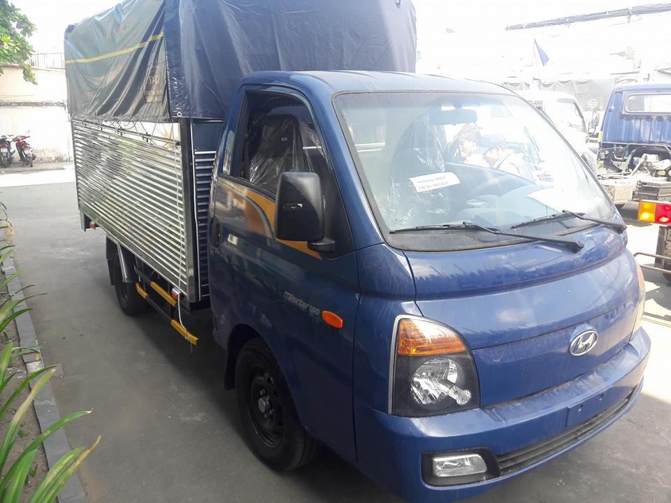 xe tải Hyundai Porter H150 nhiều ưu điểm vượt trội