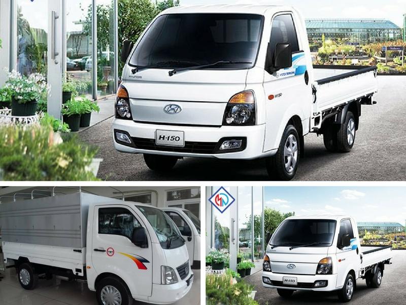 Những lợi ích mà xe tải Hyundai H150 chinh phục người mua