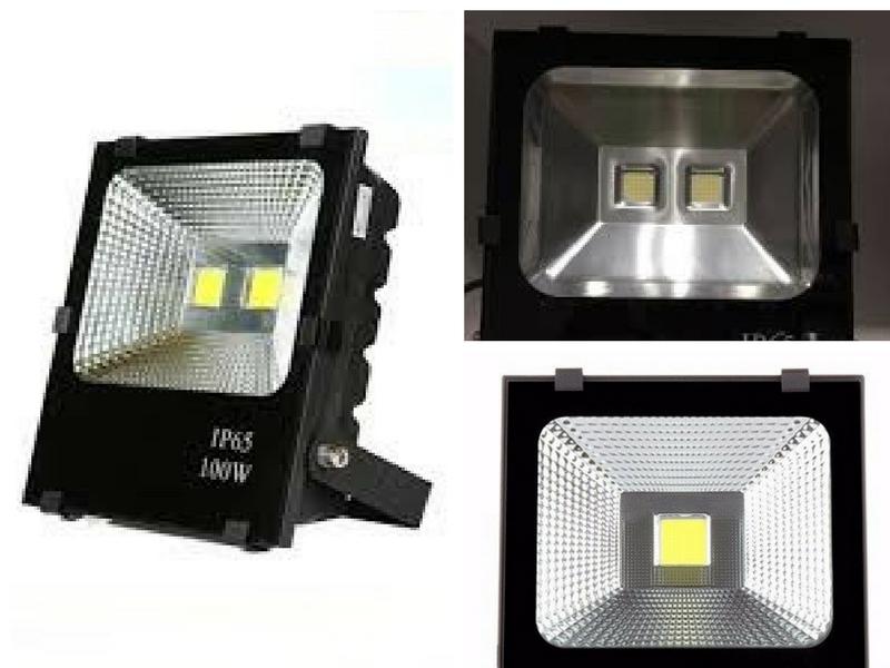 Đánh giá đèn pha led chip shanan newstar